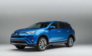 Big changes for 2016 Toyota RAV4 with new tech