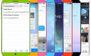 Bigger iPhone 6 desired in new concept