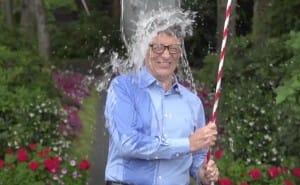 Bill Gates Ice Bucket Challenge is best yet