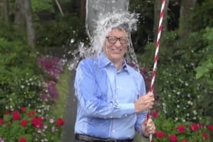 Bill Gates Ice Bucket Challenge is best yet