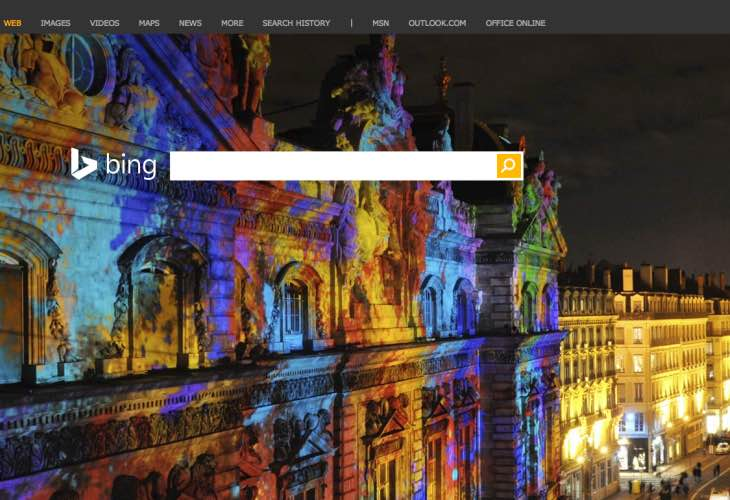 Bing search engine update simplifies Maps for directions