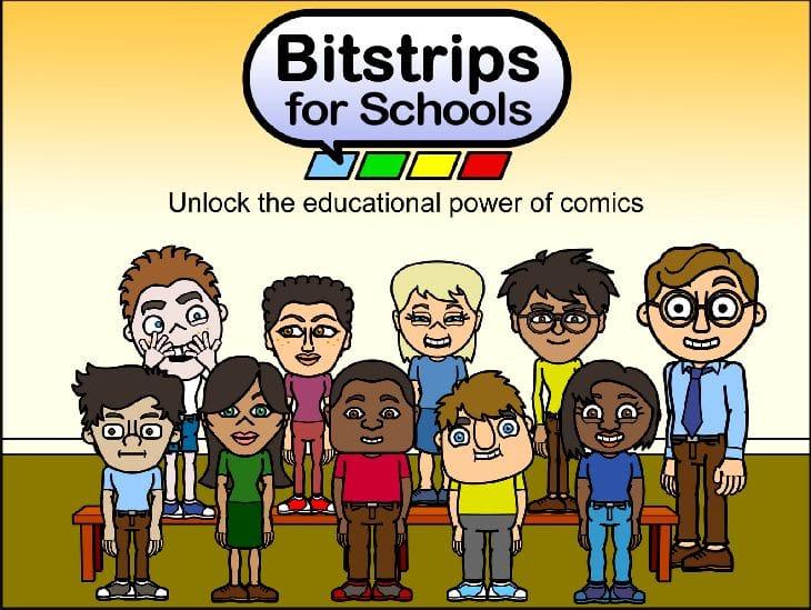 Bitstrips-Schools
