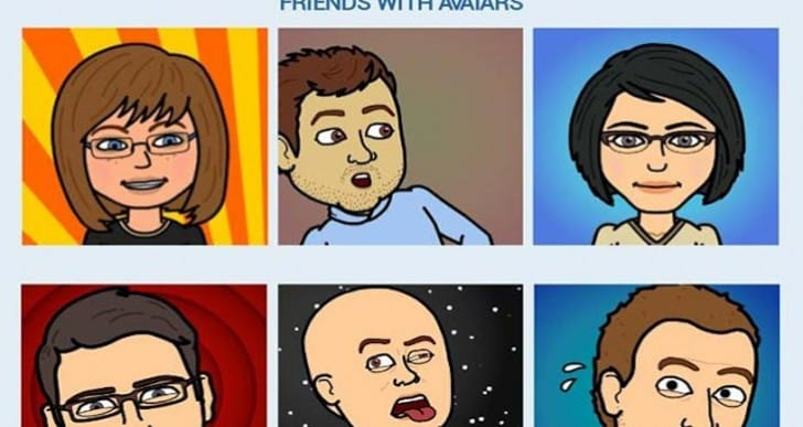 Bitstrips app for Android updated