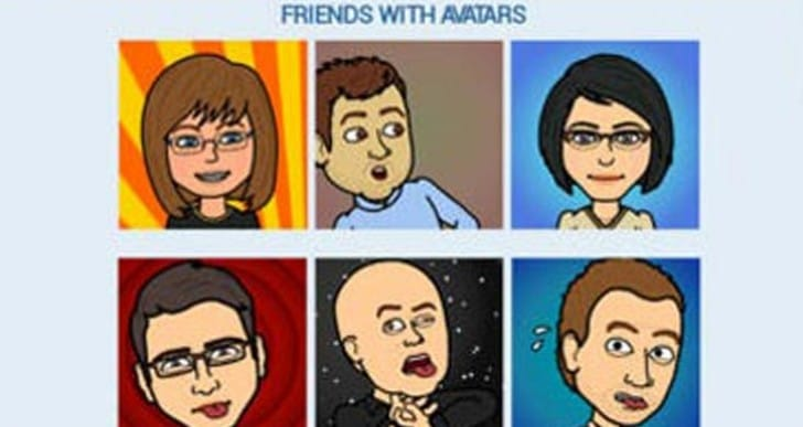 Bitstrips app for iPad experiences issues