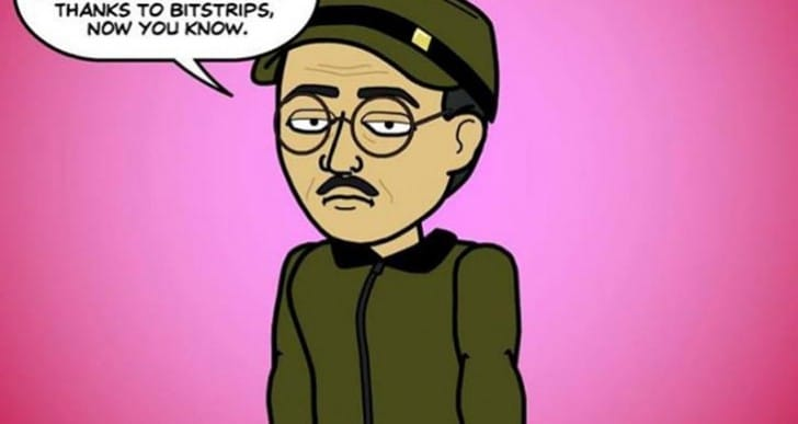 Bitstrips app for iPhone causes photo havoc