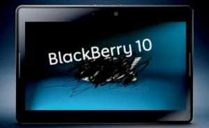 BlackBerry 10 Playbook update confirmed, spec bump uncertainty