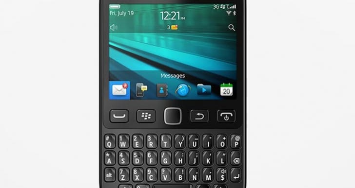 New BlackBerry 9720 arrives in UK