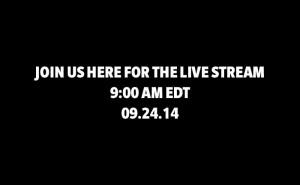 BlackBerry Passport launch event live stream