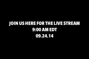 BlackBerry Passport launch event live stream