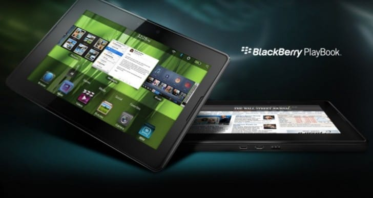 BlackBerry PlayBook 2 evidence, possibly mistaken identify