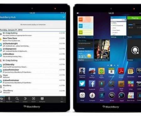 BlackBerry PlayBook 2nd generation rumors resurface