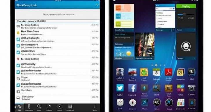 BlackBerry PlayBook 2nd generation rumors resurface