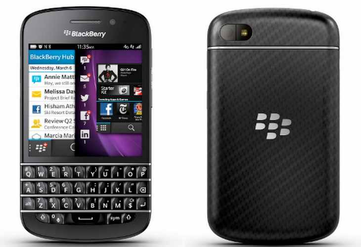 BlackBerry Q10 to maximize 10.1 OS features upon release