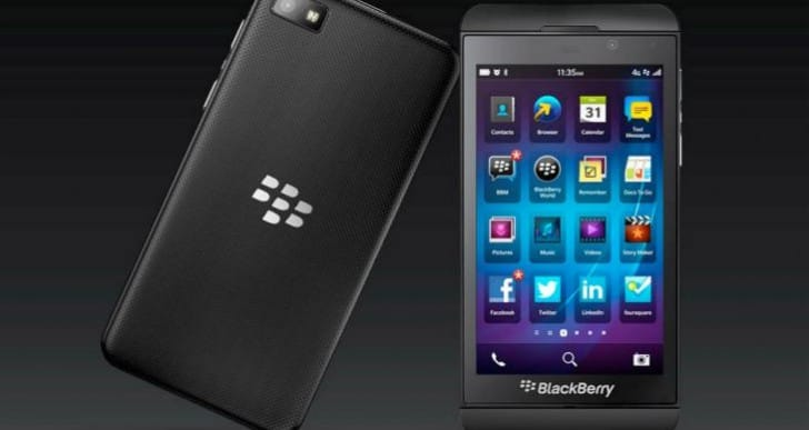 BlackBerry Z10 Canada sales boost a vote of confidence