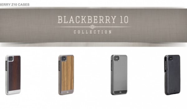 BlackBerry Z10 cases touted by Case-Mate