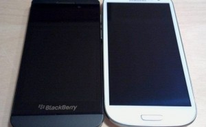 BlackBerry Z10 internals comparable to Galaxy S3 LTE