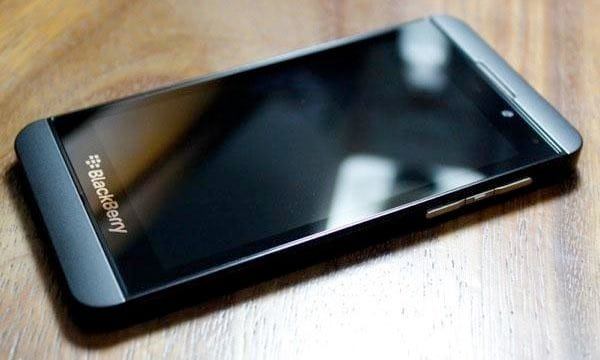 BlackBerry Z10: Review of battery life and performance