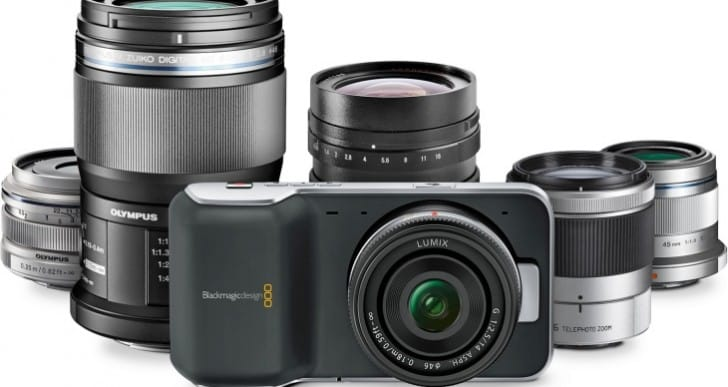 BlackMagic Pocket Cinema Camera update resolves issues
