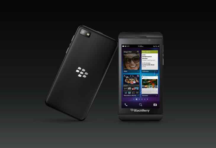 Blackberry 10 OS version 10.3.2.2639 live