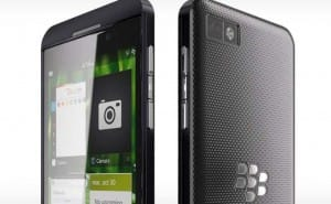 Blackberry 10.0.10.261 OS update for Z10 not official