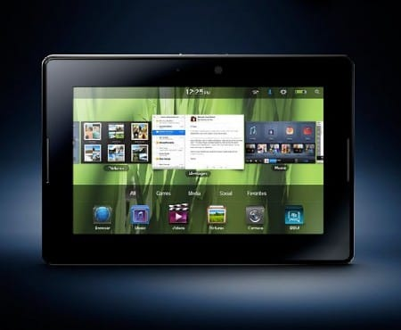 BlackBerry PlayBook 2 future potential
