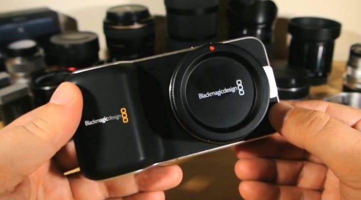 Blackmagic Pocket Cinema Camera in full review