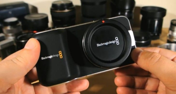 Blackmagic Pocket Cinema Camera in full review