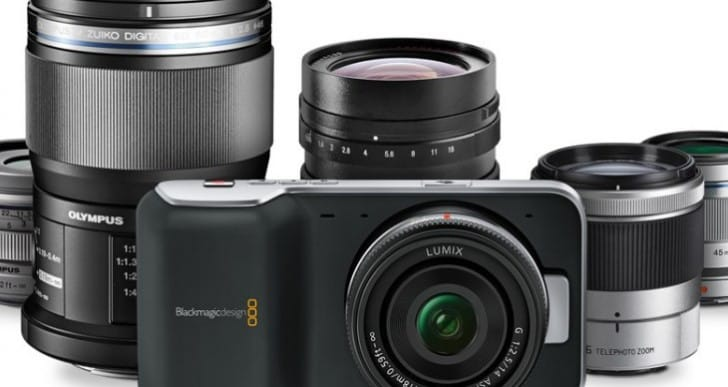 Blackmagic cut Pocket Cinema Camera price in half