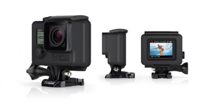 Blackout Housing supports GoPro HERO 4