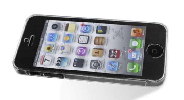 Blade 2 iPhone 5 case ships Feb 14