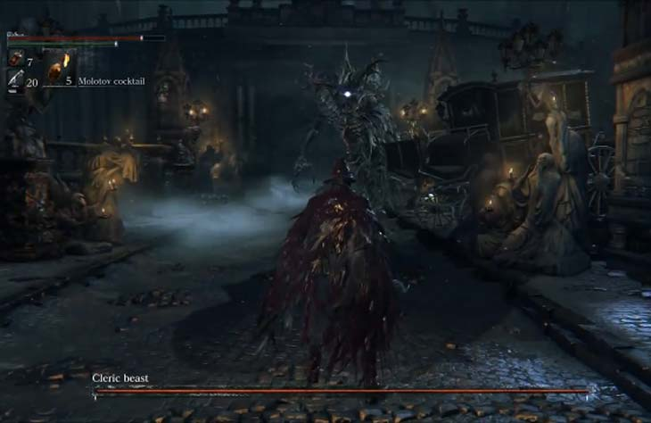 Bloodborne Ps4 Game Bloodborne-ps4-delay-2015