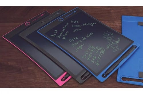 boogie board writing tablet Features: compatible with boogie board 85 inch lcd writing tablet onlykeep your family message center neat and orderlyperfect for dorm room, bed.