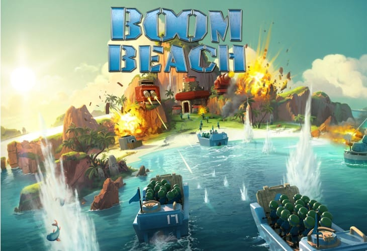 Boom Beach Android review unanimity