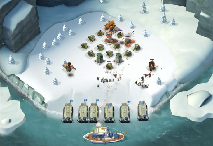 Boom Beach Android review