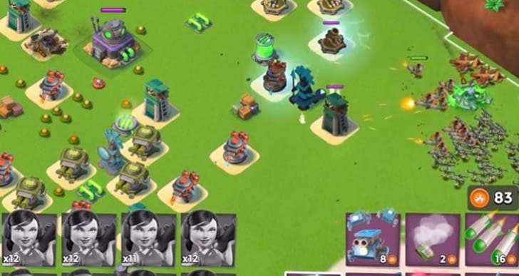 Boom Beach March 14 update going live