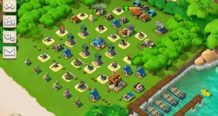 Boom Beach October 2015 update features confirmed
