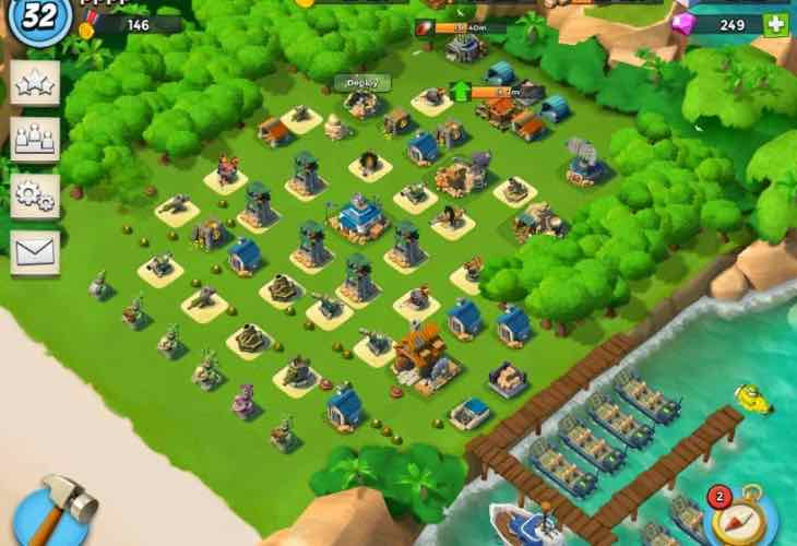 Boom Beach October 2015 update