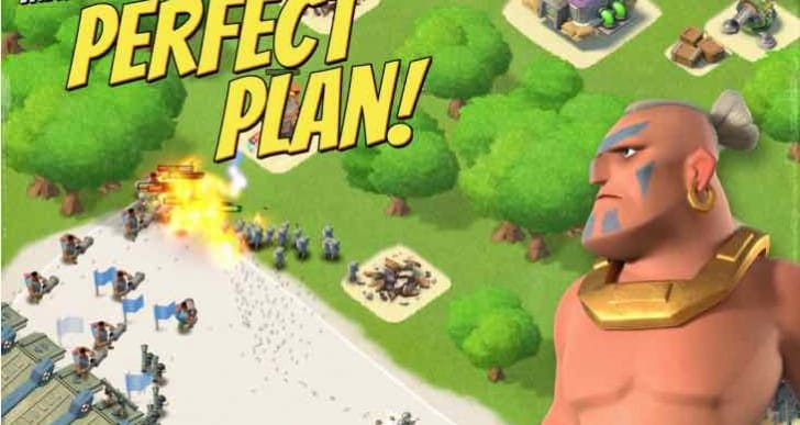 Boom Beach problems, not working correctly after update