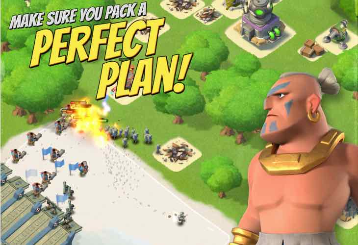 Boom Beach problems after update
