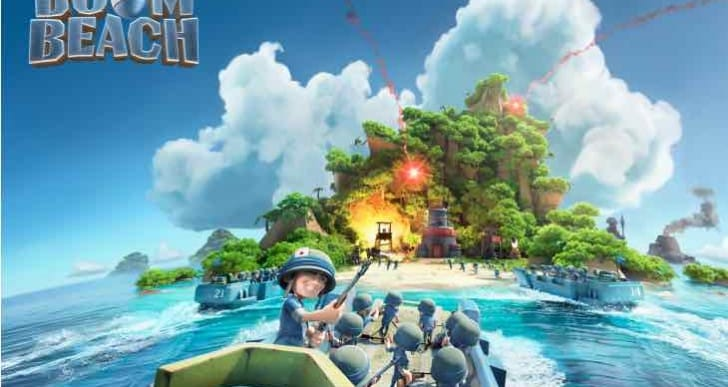 Update: Boom Beach updated for June