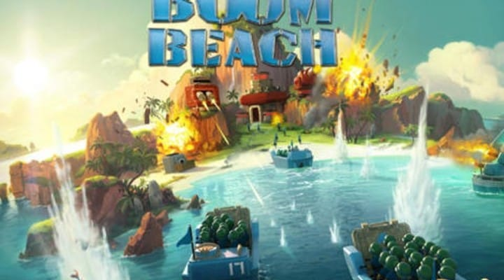 Boom Beach wait for Android release date