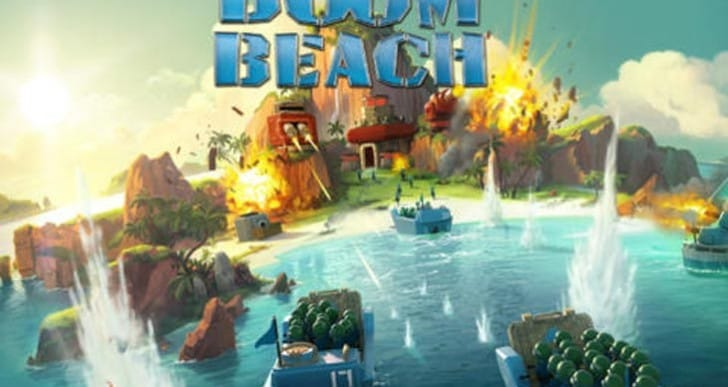 Boom Beach Android alternative