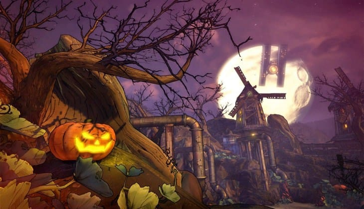 Borderlands 2- T.K. Baha's Bloody Harvest review eagerness