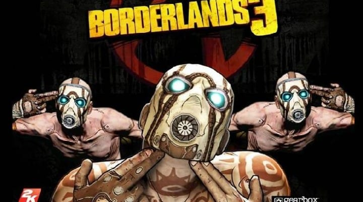 Borderlands 3 desired, release unknown
