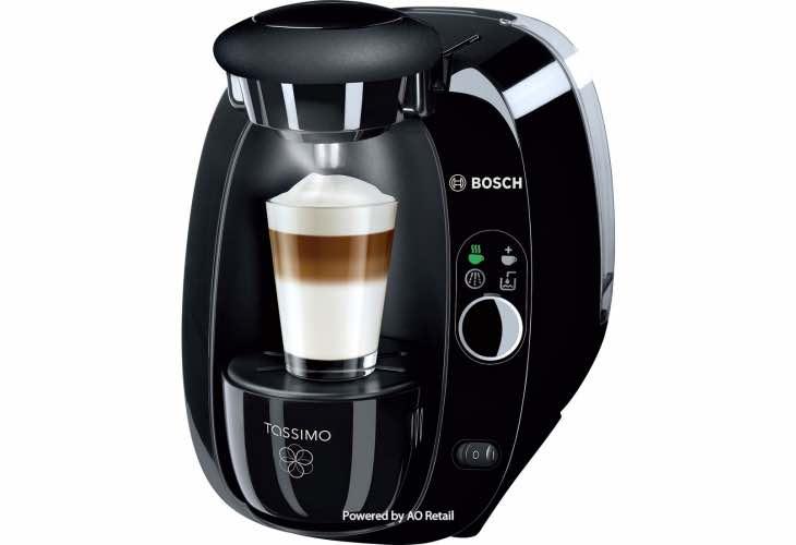 Bosch Tassimo Coffee Maker Models : Tassimo TAS200GB Coffee Machine price parity, not TAS3202GB Product Reviews Net