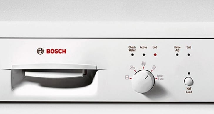 Bosch dishwasher recall causes concern in 2013
