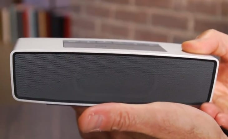 Bose SoundLink Mini is small, yet powerful