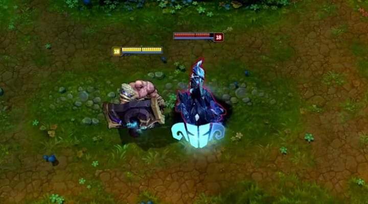 Braum LOL champion abilities illuminated