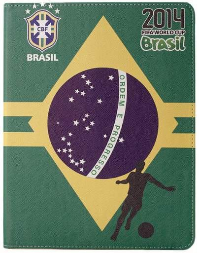 Brazil World Cup iPad Air case