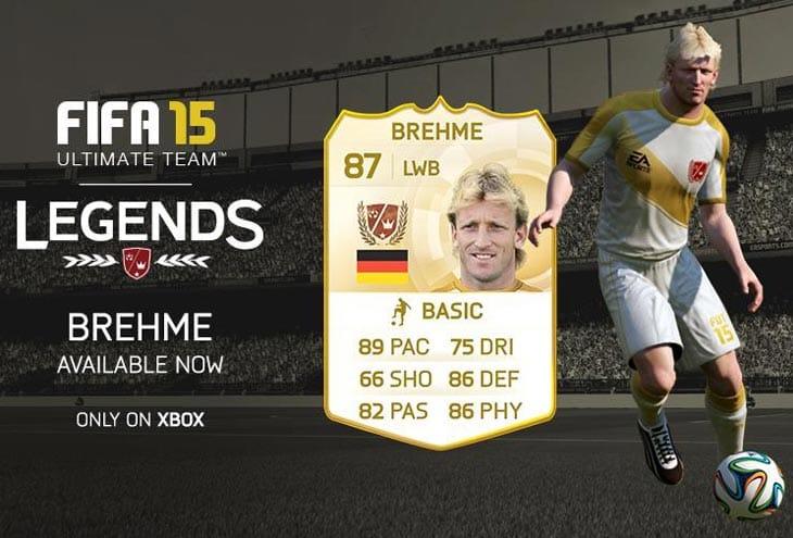 Brehme-FUT-Legend